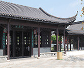 Seven-bowl teahouse